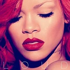 蕾哈娜 Rihanna:娜喊 Loud(CD)