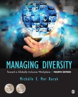 """Managing Diversity: Toward a Globally Inclusive Workplace (English Edition)"",作者:[Mor Barak, Michalle E.]"