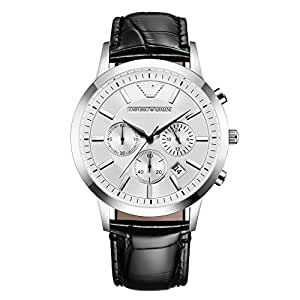 ARMANI 阿玛尼 意大利品牌 石英男士手表 AR2432(新老包装更替中)