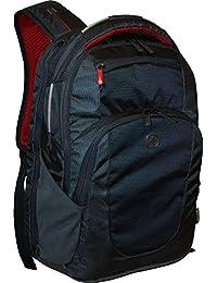 Wenger TRACER 背包,15 英寸笔记本电脑 - 灰色(18 X 13 X 7 英寸)