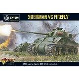 Bolt Action Sherman Firefly Vc 1:56 WWII 军事战争塑料模型套件
