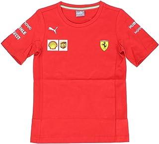 Ferrari Scuderia 2019 F1 儿童队 T 恤