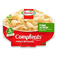 Hormel Compleats Penne Alfredo, 7.5 Ounce