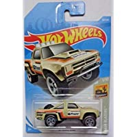 Hot Wheels 2019 Baja Blazers 1/10 - '87 Dodge D100(茶色)