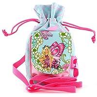 Barbie ST-9525 包装收纳盒,浅蓝色/粉色