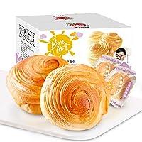 口水娃 手撕面包营养早餐食品蛋糕小点心零食小吃批发整箱1KG