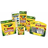 Crayola Back To School Pack for Grades 3-5
