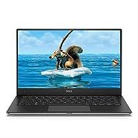 Dell 戴尔 XPS 13-9360-R5505S 13.3英寸微边框超极本(i5-8250U 8G 256G SSD 13.3FHD 1920*1080 Win10 预装office 2年上门+专业支持)银色