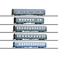 Märklin 42982 DR/DDR 旅行车套装,轨道H0