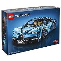 【8月新品】LEGO 乐高  拼插类 玩具  Technic 机械组系列 布加迪 42083 16+岁