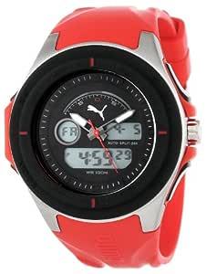 PUMA Men's Fuel Digital and Analog Watch