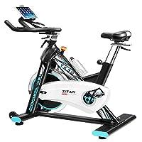 RIDO 力动 动感单车家用静音室内健身车22KG商用飞轮健身器材 TX30