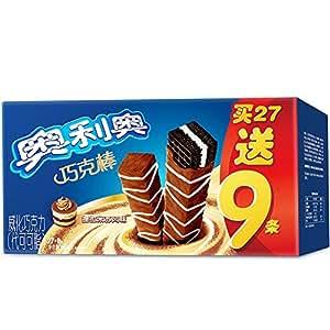 奥利奥巧克棒27+9促销装提拉米苏风味