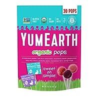 Yumearth 有机复活节糖果棒,6.6 盎司
