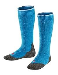 FALKE 男生及膝长筒袜 保暖 +