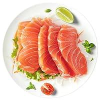 ICEFRESH 丹麦进口三文鱼刺身中段新鲜三文鱼生鱼片 300g(丹麦进口)(亚马逊自营商品, 由供应商配送)