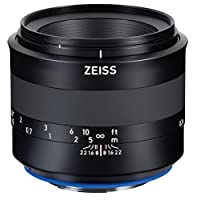 Carl Zeiss 单焦点镜头 Milvus 可用于所有尺寸 黑色