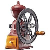Kalita Dial Mill 咖啡研磨机 手摇磨豆机 红色 #42137