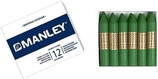 MANLEY 21 – 蜡笔,12 支