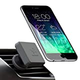 koomus pro air-m air vent universal magnetic cradle-less smartphone car mount for all iphone and android devices by koomus