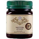 Manuka Gold 黄金麦卢卡蜂蜜(20+)250g(MGO800+)淡淡草本味(新西兰进口)(特卖)