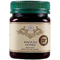 Manuka Gold 黄金麦卢卡蜂蜜(20+)250g(MGO800+)淡淡草本味(新西兰进口)