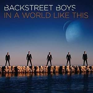 后街男孩:大千世界(CD)