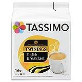 Tassimo 川宁英式早餐茶 (5包,共80个茶碟)