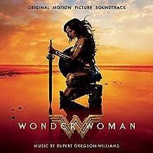 进口CD:神奇女侠电影原声带 Wonder Woman O.S.T(CD)88985447072