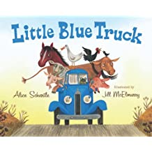 Little Blue Truck (English Edition)