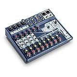 Soundcraft Notepad-5 小型模拟搅拌机Notepad-12FX 12-channel mixer 12-channel mixer