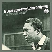 进口CD:一个爱情至上:完整的大师 A Love Supreme:The Complete Masters/John Coltrane(2CD)4748944