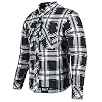 Speed and Strength Men's Rust and Redemption Black/Gray Moto Jacket, S