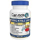 Caruso's 卡卢梭 2000mg磷虾油 30片/瓶 OMEGA-3欧米伽3 EPA DHA无腥味呵护心脑健康 澳大利亚品牌 包邮包税