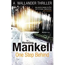 One Step Behind: Kurt Wallander (English Edition)