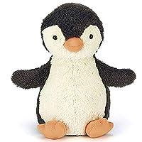 Jellycat 毛绒玩偶 PEANUT系列之新版企鹅中号高23cm