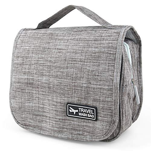 iLoft超軽量旅行化粧品バッグ男性と女性の夜旅行ウォッシュバッグ、ポータブル旅行収納バッグ化粧品バッグ