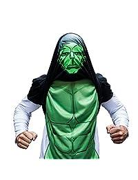 Hulk 长袖 XL 黑色 标准