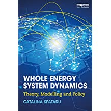 Whole Energy System Dynamics: Theory, modelling and policy (English Edition)