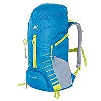 Bigpack徒步双肩包35L 男女通用 户外背包登山包防雨罩 轻便 (蓝色)