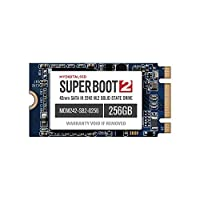 mydigitalssd 超级靴子2( SB2) 42MM M.22242ngff SATA III ( 1333MHz 错误更正代码 ) SSD 固态硬盘 256GB 2242