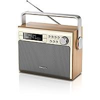 Philips 飞利浦 AE 5020 便携式立体声音响(数字音频广播 (DAB))