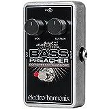 Electro-Harmonix Bass Preacher Bass 压缩器/防震器踏板