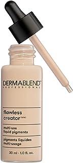Dermablend 无瑕粉底液,多用途液体粉底,1 液体盎司 盎司。 10N:适合有酷底色的公平肌肤