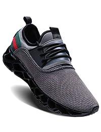 UMYOGO 男士运动鞋休闲步行运动户外跑步鞋