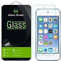 [2 件装] Dmax Armor 适用于 Apple Ipod Touch (5th / 6世代) [钢化玻璃]屏幕保护膜终身更换保修