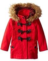 Urban Republic Little Girls' Wool Toggle Closure Coat