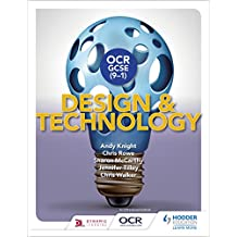 OCR GCSE (9-1) Design and Technology (English Edition)