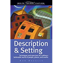 Write Great Fiction - Description & Setting (English Edition)