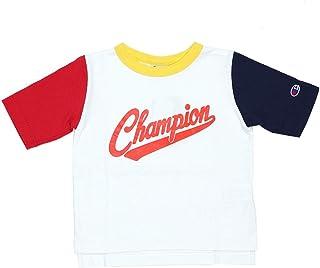 Champion 五分袖T恤 CAMPUS CS6461 男孩